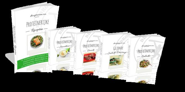 Review 101 paleo recepten kookpakket voor iedere kok!