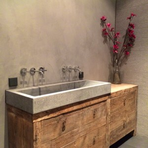 beton-cire-badkamermeubel-vierkant