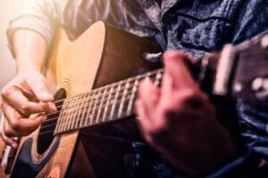 elektrisch gitaar leren spelen