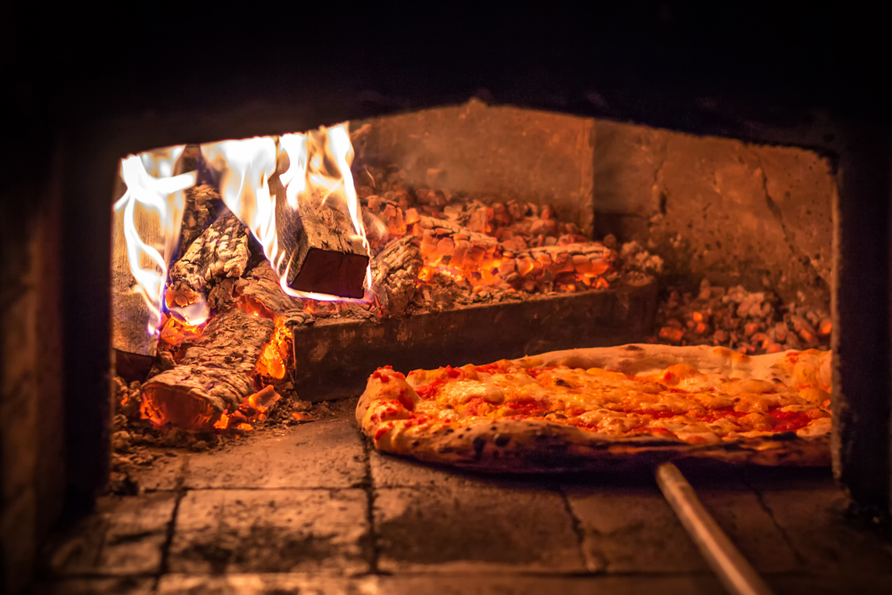 pizza oven houtgestookt buiten kopen
