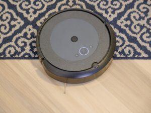 Robotstofzuiger aanbieding